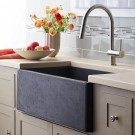 native trails concrete farm sink