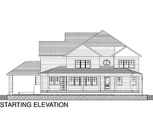 Starting Elevation