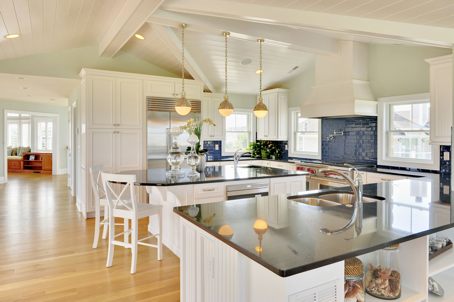 Indian Beach | Photo Gallery of Custom Delaware New Homes by Echelon ...