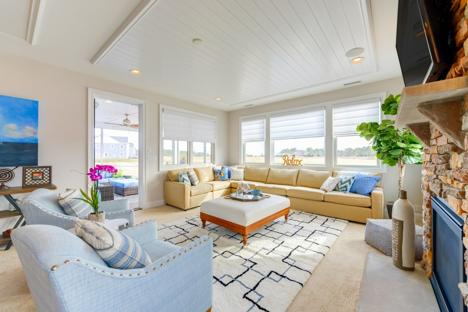 The Antigua | Photo Gallery of Custom Delaware New Homes by Echelon ...